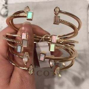Kendra Scott Rosegold Kinsley Bracelet NWT RARE